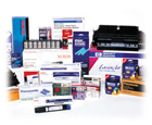 Discount printer toner and ink supplies. Discount printer parts.